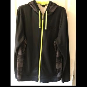 Under Armour Men's full zip hoodie